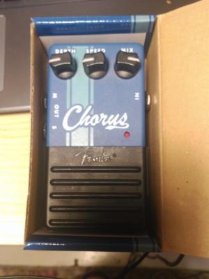 Pedal Fender Chorus