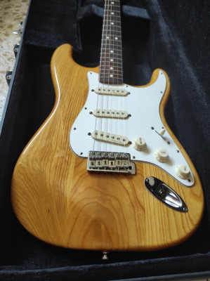 Fender Classic Series 70s Stratocaster PF Natural