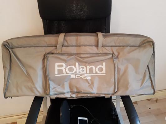 maletin transporte / funda acolchada para teclado