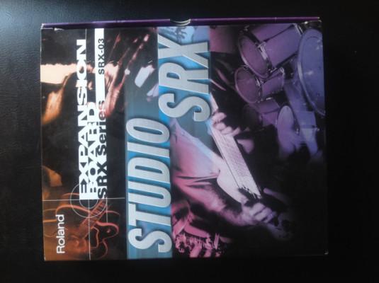 Tarjeta ROLAND SRX-03