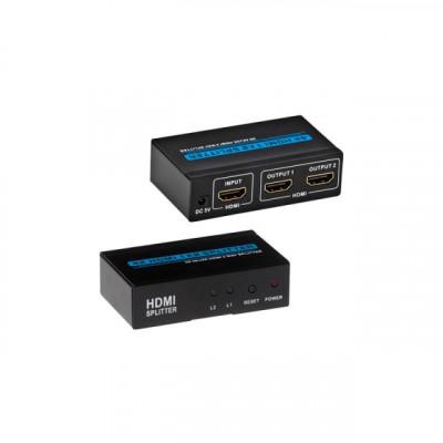 KS Technoligy SP HDMI 1X2 KS Distribuidor de señal HDMI Splitter
