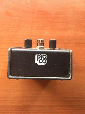 Vendo o cambio pedal distor Rat ProCo