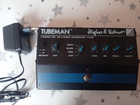 hughes and kettner tubeman mk1