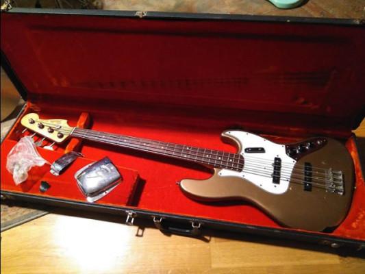 Fender Jazz Bass de 1962