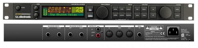DELAY TC  Electronics D-TWO