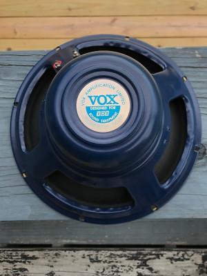 """Altavoz VOX CELESTION BLUE ALNICO 12"""""""