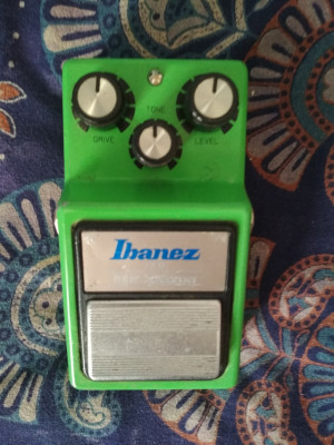 Pedales varios (MXR Micro Amp, MXR Dyna comp, Ibanez Ts9 made in Japan)