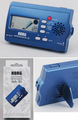 Metrónomo digital Korg MA-30