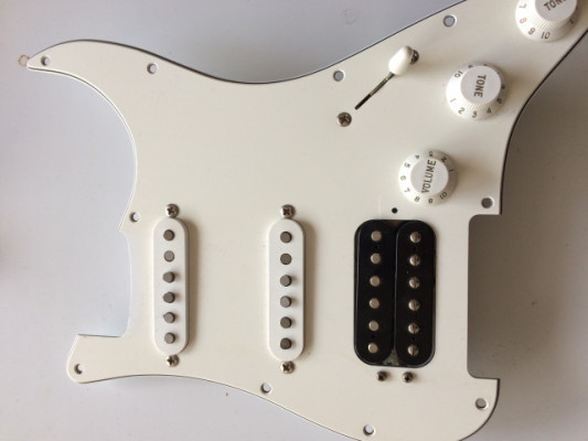 Golpeador Loaded - Fender USA Original - HSS