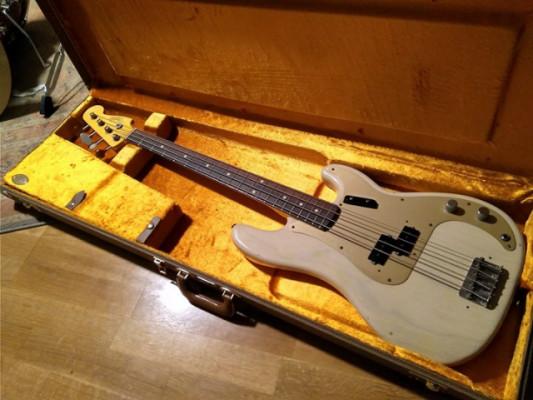 Fender Custom Shop Precision Bass '59