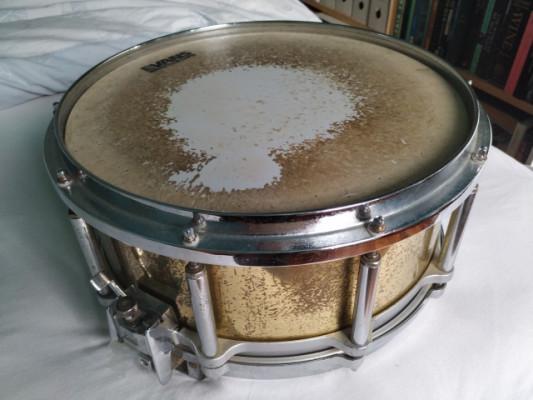 Pearl Free Floating Brass de 14x6.5 - óxido, 100% funcional; envío 24h incl