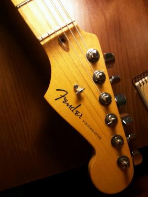 Mástil Fender American Deluxe V neck