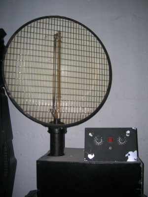 flash 1500w giratorio