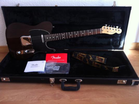 Fender Telecaster 60th Aniversario Rosewood Lite 2011
