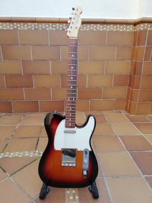 Fender Baja Telecaster 60