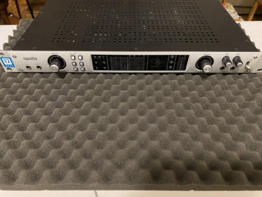 Universal Audio Apollo Quad Firewire + Thunderbolt