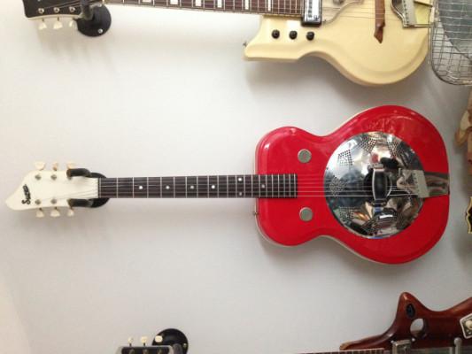 Guitarra Supro Folkstar original vintage 1965