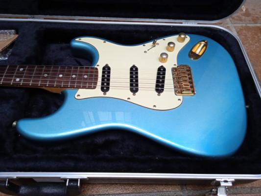 1988 Schecter USA Stratocaster + Fender Josefina Campos Fat 60's pickups