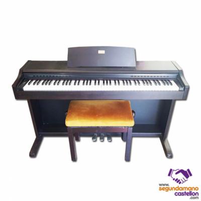 Piano eléctrico Casio