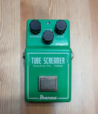 Ibanez Tube Screamer TS808 made in Japan