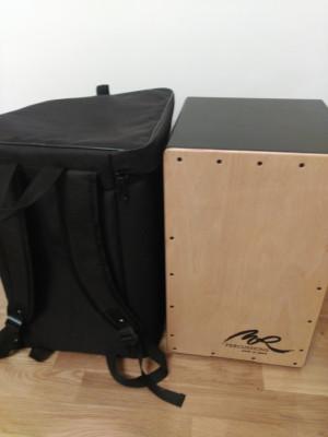 Cajon flamenco + funda mochila