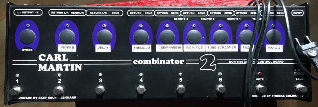 Carl Martin , Combinator 2