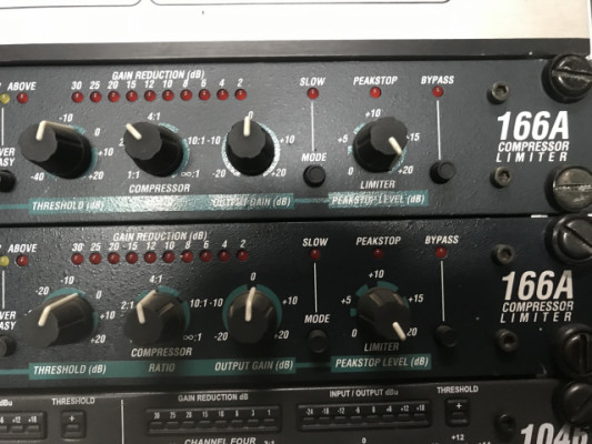 Compressor DBX166a