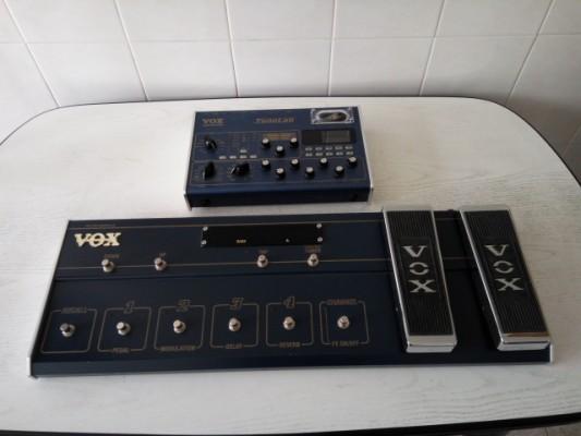 Vox TONELAB Desktop + pedalera controladora
