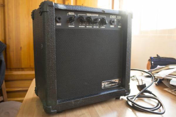Amplificador de bajo Cibeles