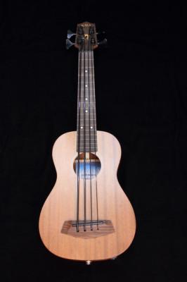 Kala U-Bass Solid Mahogany Fretless