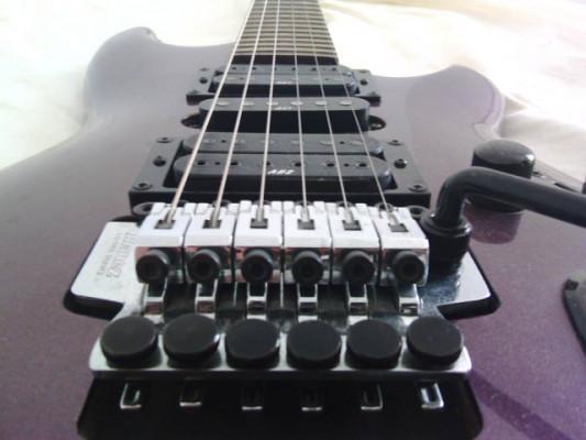 guitarra electrica Ibanez Ergodyne