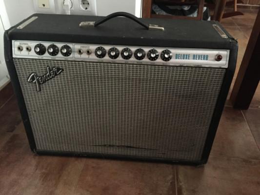 Fender deluxe reverb '73