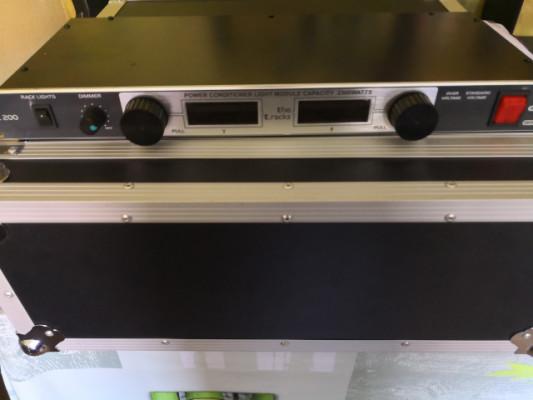 Acondicionador de corriente The t.racks PC200