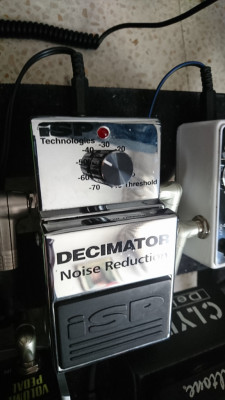 ISP Decimator
