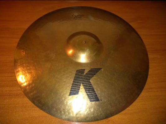 """Zildjian 20"""" K-Custom Ride"""