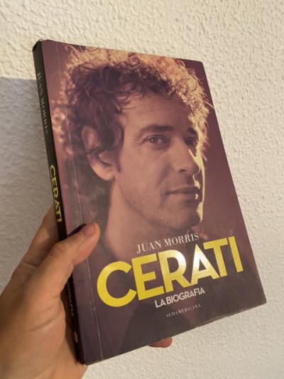 Biografía Gustavo Cerati (Soda Stereo)