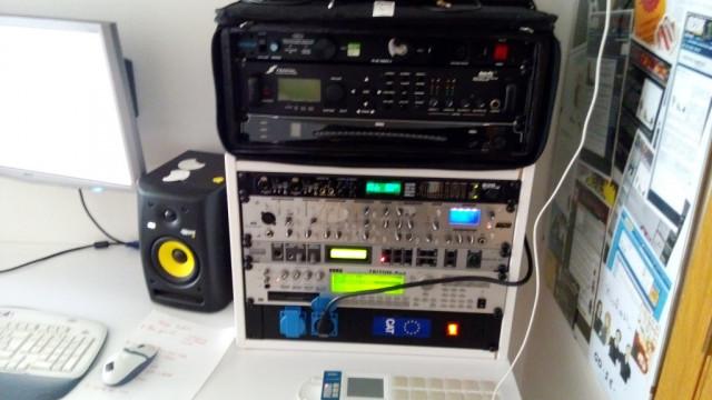 Terratec Axon ax100 rack midi
