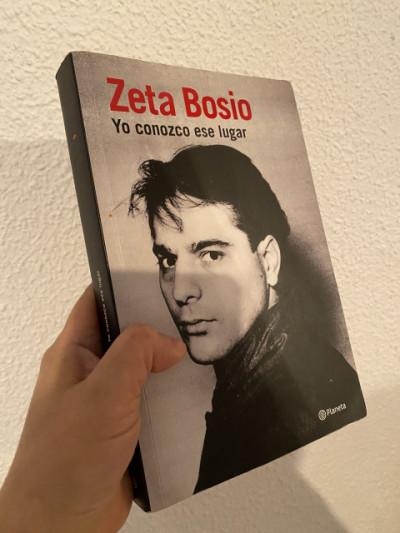 Biografía Zeta Bosio (Soda Stereo)