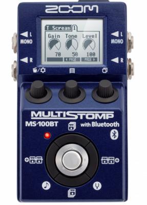 Zoom MS-100BT Nuevo con factura a días de compra