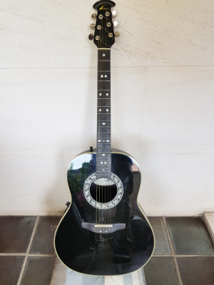 Ovation Custom Balladeer 1712