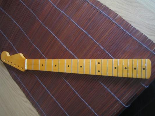 Mastil Stratocaster Nitro FOTOS/REBAJA