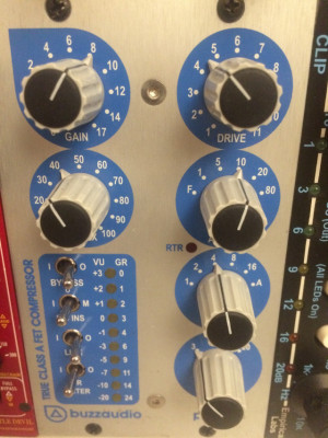 Buzz Audio Potion Fet Compressor