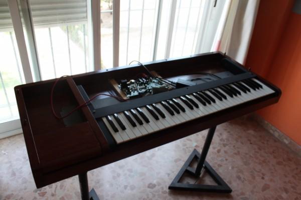 Hammond XK1 & Lower DIY