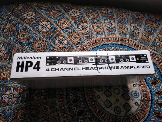 Distribuidor de auriculares Millenium hp4
