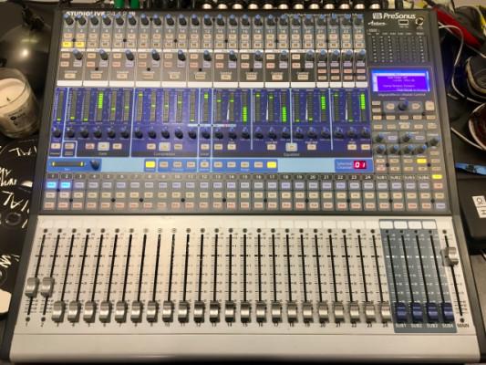 Vendo Mixer Presonus Studiolive 24.4.2 AI