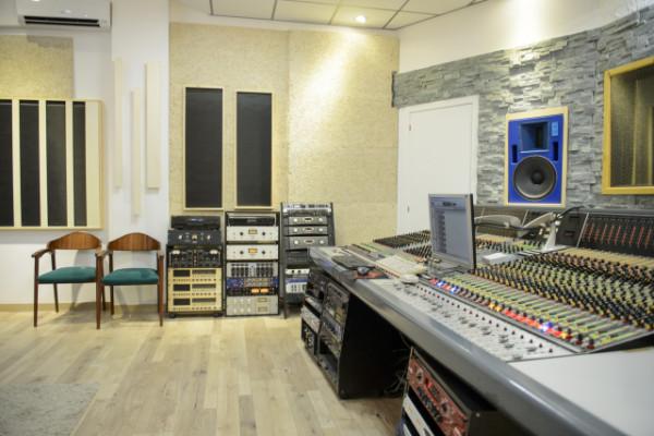Estudio de grabación Estudios K