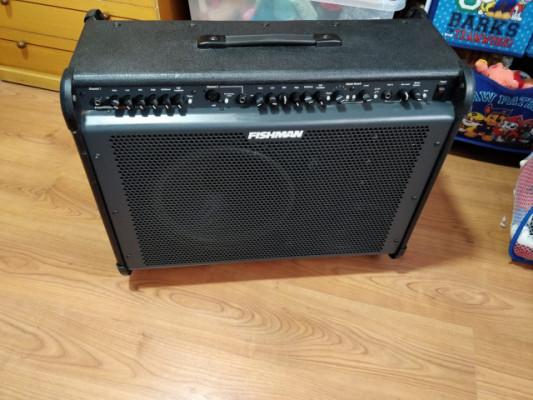 Fishman loudbox pro 600w PA