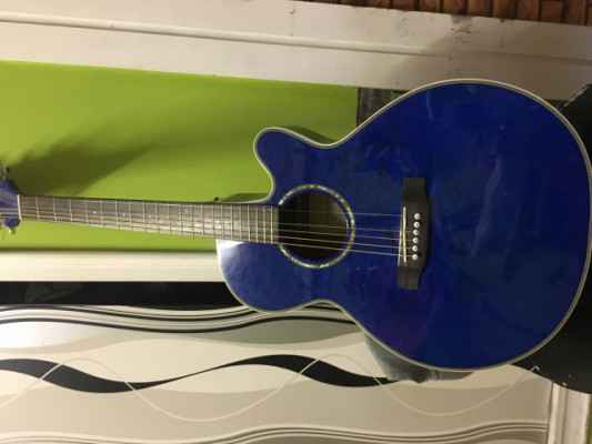 Takamine Gseries special blue