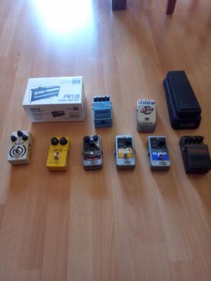 Varios pedales
