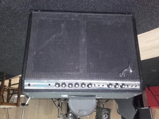 Fender Pro Reverb 1973/ Cambios dentro